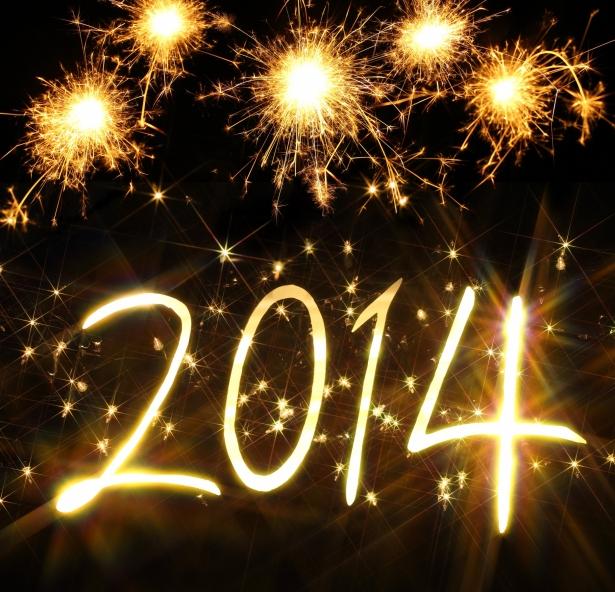 Happy New Year 2014 UK Sharks