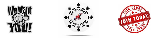 How To Join The UK Sharks Poker Team